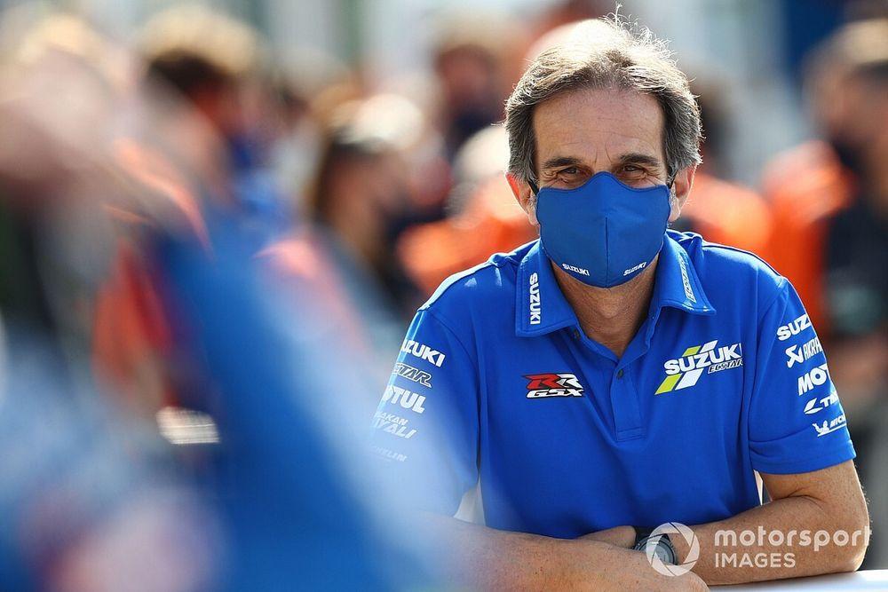 """Grosjean """"surpris"""" par les changements à la tête d'Alpine"""