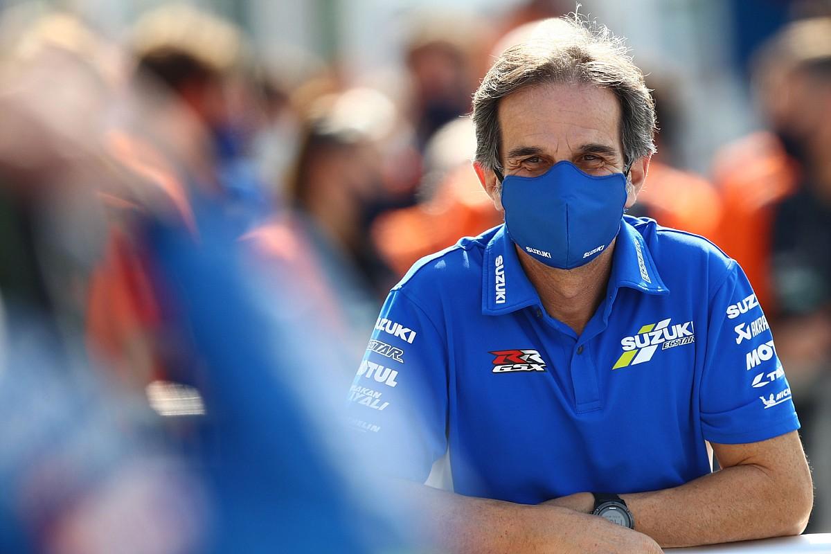 Suzuki MotoGP-baas Brivio in beeld voor topfunctie bij Alpine F1