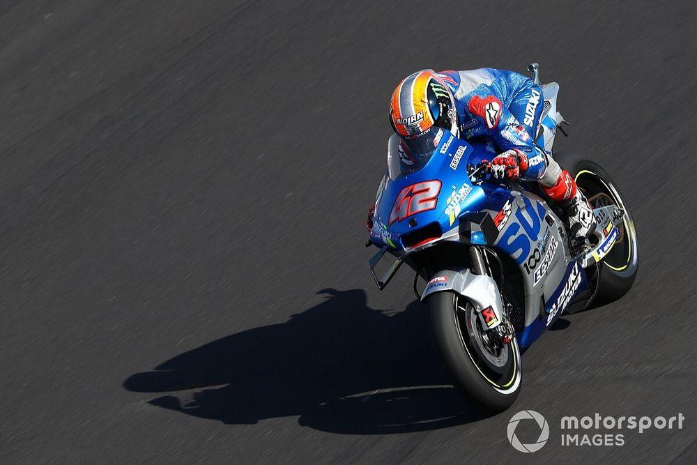 """Rins: """"No descartaría a las dos Suzuki para el podio"""""""