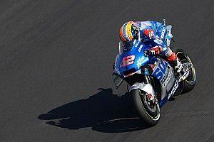 Rins cree que Suzuki puede aspirar al podio en Misano