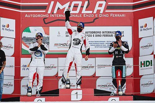 Carrera Cup Italia, per Quaresmini a Imola è questione di feeling