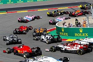 Horarios del regreso de la Fórmula 1 2021 en el GP de Bélgica