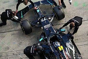 """F1: Bottas lamenta abandono após """"ótima batalha"""" com Hamilton nas primeiras voltas"""