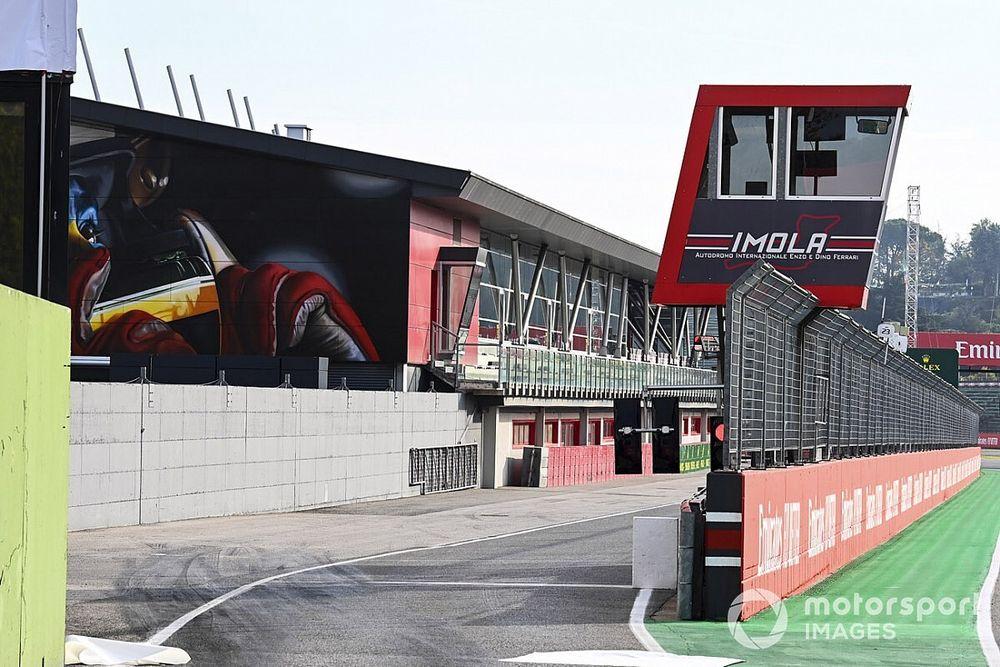 """Sticchi Damiani: """"Imola ambisce a un ruolo stabile in F1"""""""