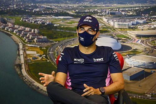 """A Racing Pointot """"meglepték"""" Perez kritikái"""