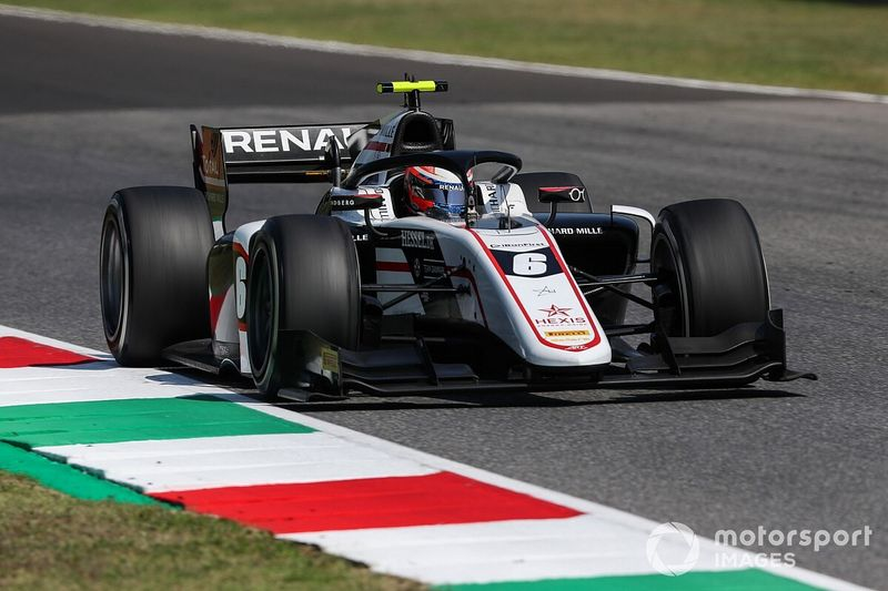 Mugello F2: Lundgaard domina y Schumacher mantiene el lidrato