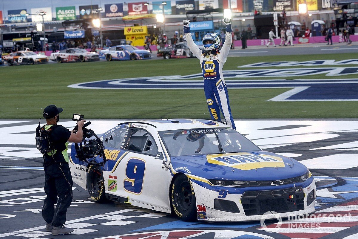 """Chase Elliott: """"We can run with whoever when we're at our best"""""""