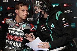 """Quartararo: """"Espero que Yamaha quiera escuchar mi opinión"""""""