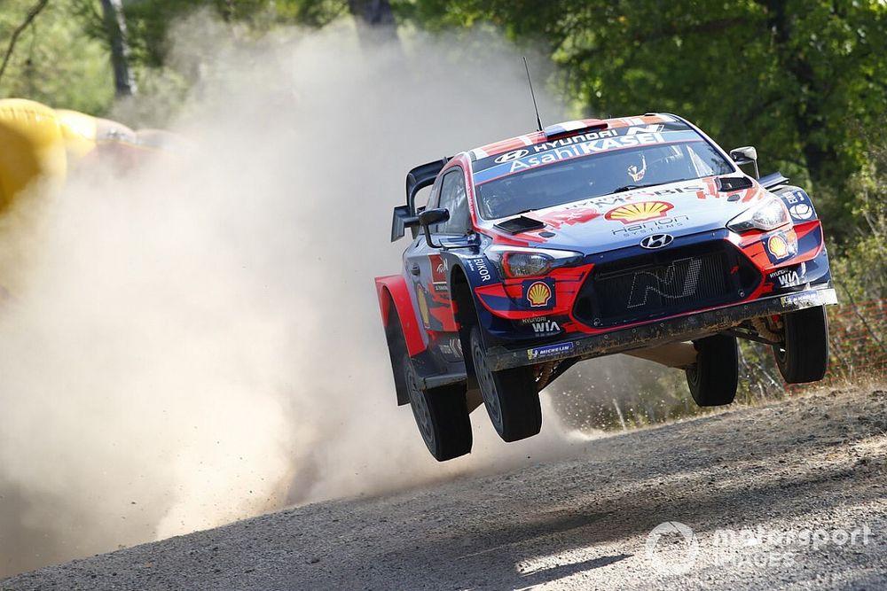 Loeb premier leader du Rallye de Turquie!