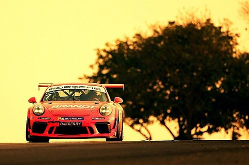 Porsche Cup: Miguel Paludo e Beto Gresse fazem o melhor tempo no primeiro treino livre da Porsche Endurance