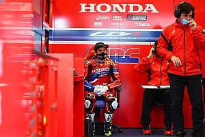 """Bautista: """"Si Honda me ofrece hacer algo en MotoGP, sería un placer"""""""