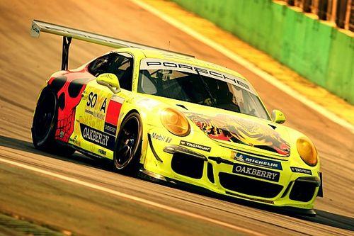 Porsche GT3 Cup: Francisco Horta faz melhor tempo no treino livre em Interlagos