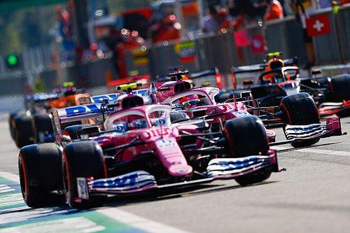 Stratégie - Les données avant la course du GP d'Italie 2020