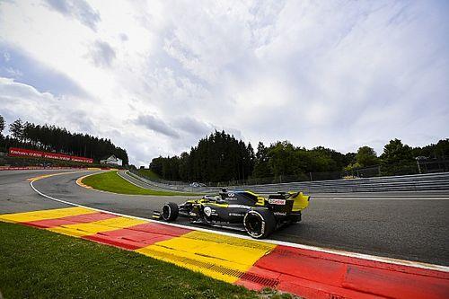 Mercedes F1, preocupado con Ricciardo en la salida de Bélgica