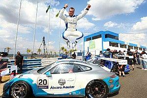 Porsche Carrera Cup: Pedro Aguiar celebra vitória após classificações ruins