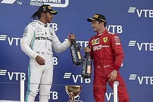 Massa: Hamilton mentálisan tönkretehetné Leclerc-t a Ferrarinál