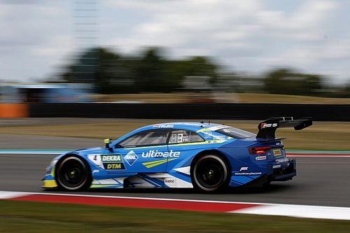 Frijns topt tweede training op TT Circuit, Audi domineert