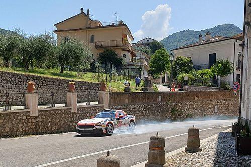 Abarth Rally Cup: Nucita fuori dopo il dominio, Poloński balza primo a Roma