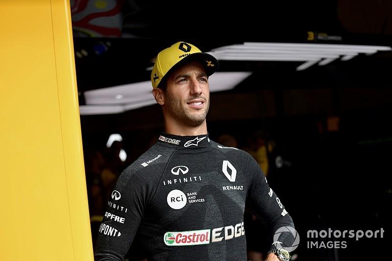 Ricciardo a hésité à courir après la mort d'Anthoine Hubert