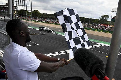 F1: il proprio nome sulla bandiera a scacchi per beneficenza