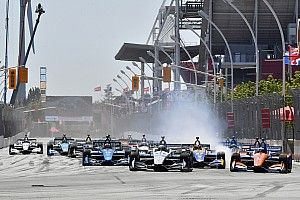 Toronto IndyCar race holds firm on date despite new restrictions