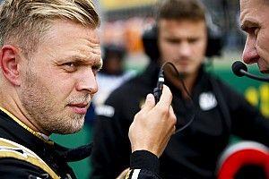 Magnussen nie wraca do wydarzeń z Silverstone