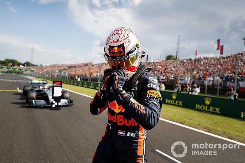 Mercedes considera a Verstappen una amenaza por el título