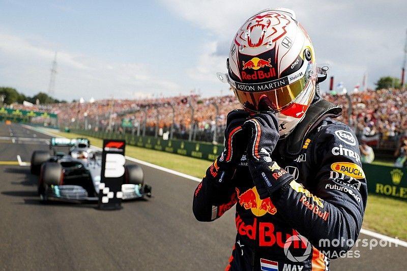 В Mercedes сочли Ферстаппена угрозой в борьбе за титул