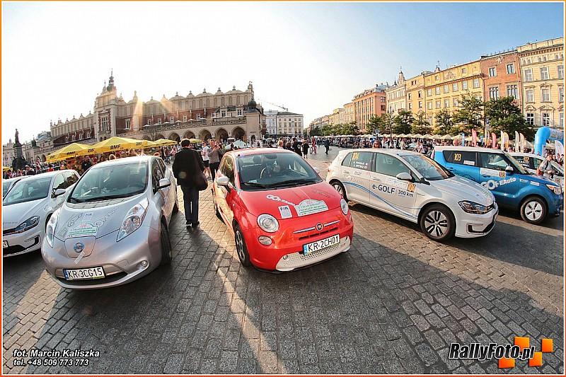 Międzynarodowo w Rajdzie Polski Historycznym / Rajdzie Polski Nowych Energii