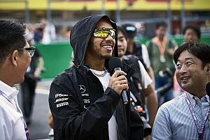 """Hamilton: """"Mercedes bugün 2020 için önemli bir toplantı gerçekleştirecek"""""""