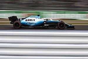 Új szponzori megállapodást kötött a Williams az F1-ben: ROKiT Drinks