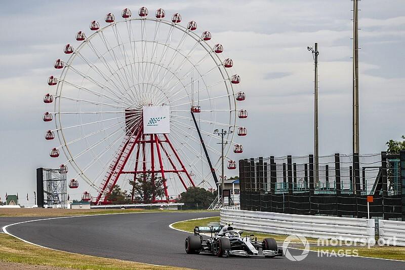 Formel 1 Suzuka 2019: Das 2. Training im Formel-1-Live-Ticker