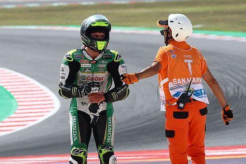 Marquez a Honda gyengeségei ellenére is csodát tett