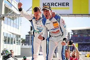 Patric Niederhauser neuer Champion im ADAC GT Masters!