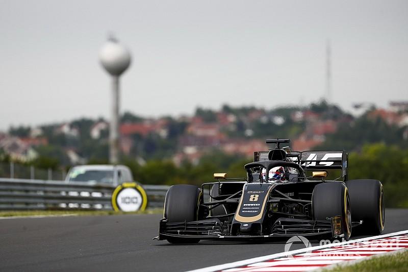 LIVE Formel 1: GP von Ungarn, Freies Training 2