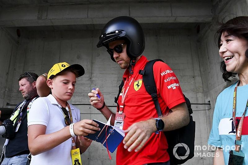 Vettel szerint a Hungaroringen még nem láthattuk a Ferrari valódi erejét