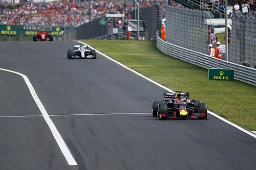 """Hungary showed """"vast chasm"""" within F1 field - Brawn"""