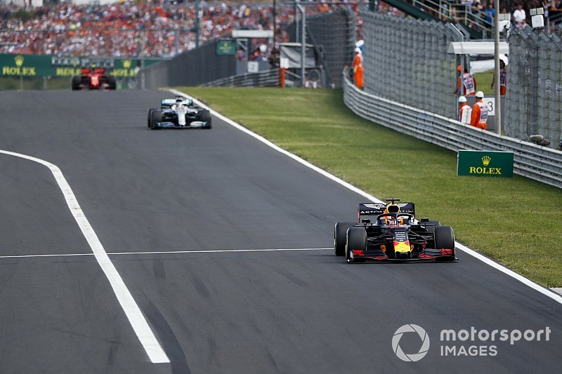 "Hungary showed ""vast chasm"" within F1 field - Brawn"
