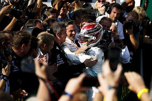 Mercedes y Hamilton se van de vacaciones con una victoria táctica en Hungría