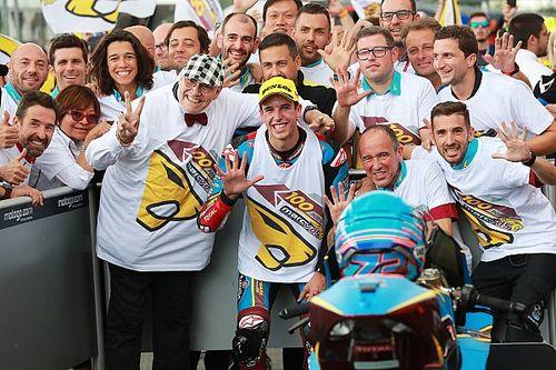 Álex Márquez reste en Moto2 et chez Marc VDS