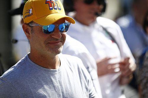 Barrichello volta a competir em monopostos depois de sete anos