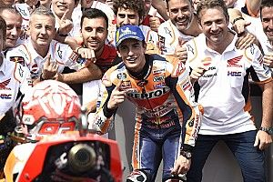 Márquez, más líder que nunca