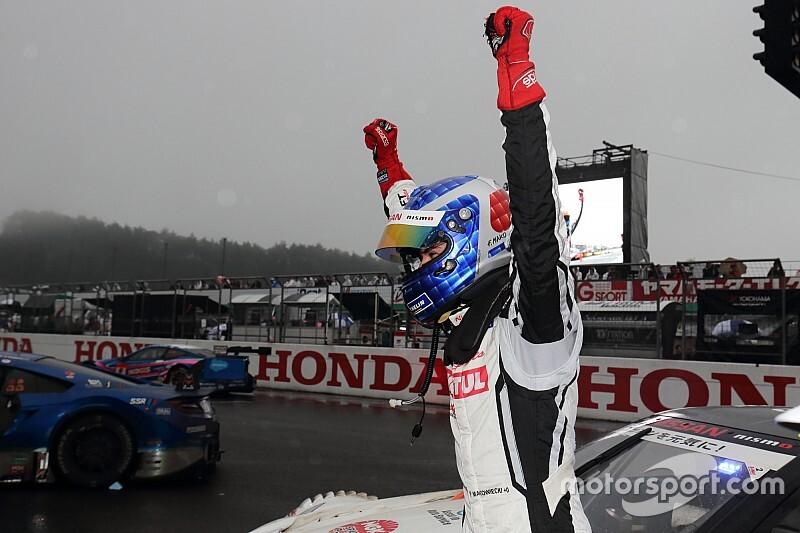 3号車GT-Rの田中利和監督、マコヴィッキィの激走を絶賛「あれが彼の真骨頂」