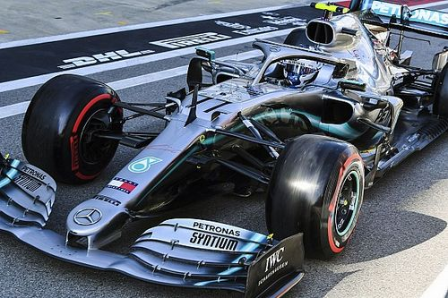 Drobne poprawki Mercedesa