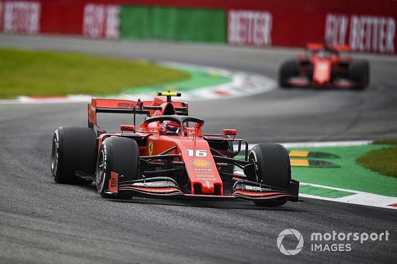 Vettel és Leclerc sem érzi túl gyorsnak a Ferrarit Monzában