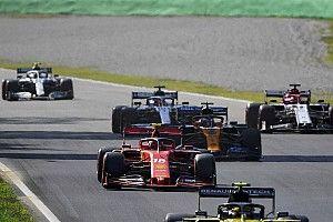 Hamilton: Reglas no cambiarán hasta que alguien choque