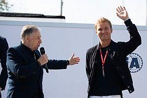 """Rosberg: """"Eljött az idő, hogy változtassak..."""""""
