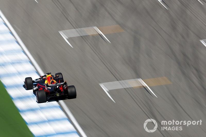 F1ドイツGP、1コーナーと最終コーナーのトラックリミットを厳格化