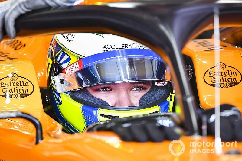 """Norris: McLaren, yeni bir """"iyimser"""" zihniyete sahip"""