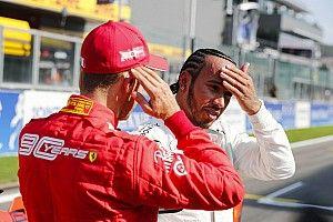 Hamilton és Vettel a forgalom témájában nagyon egyetért